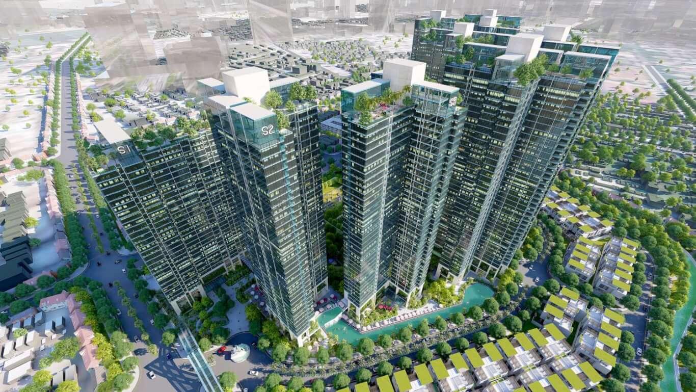 Căn hộ Sunshine City Saigon - Căn hộ Tốt HCM - 0907721228 Trường Phan BĐS